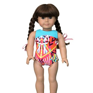 Pocahontas Doll Leotard