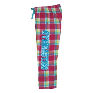 Caribbean Crush Flannel Pants