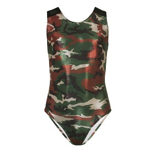 Camouflage Mesh Racerback