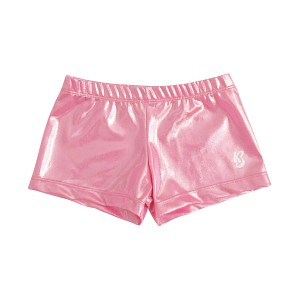 Candy Pink Mystique Shorts