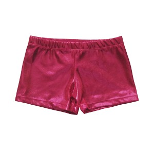 Deep Pink Mystique Shorts