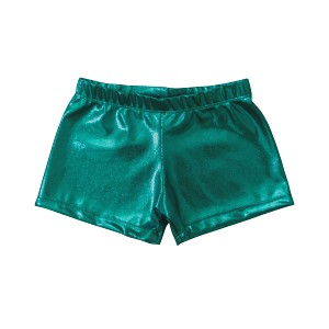 Emerald Mystique Shorts
