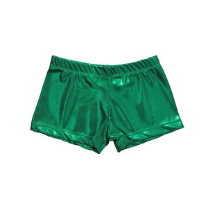 Kelly Green Mystique Shorts