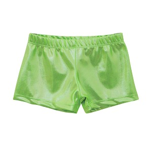 Lime Mystique Shorts