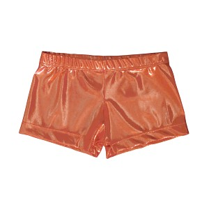 Orange Mystique Shorts