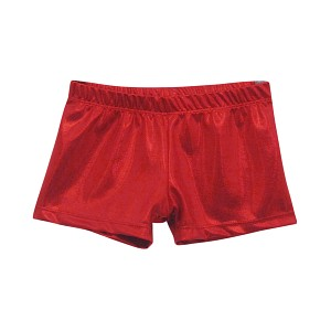Red Mystique Shorts