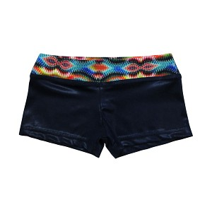 Blurred Lines / Navy Shorts