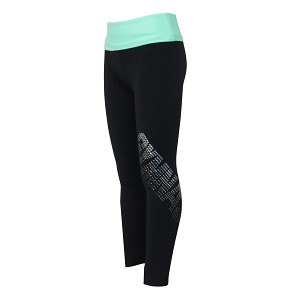 Wrap Around Spangle Yoga Legging